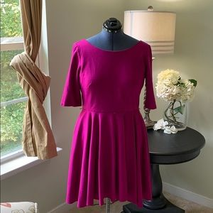 Eliza J Fit and Flare Dress Size 16